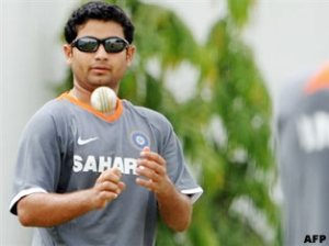 Piyush not in test team