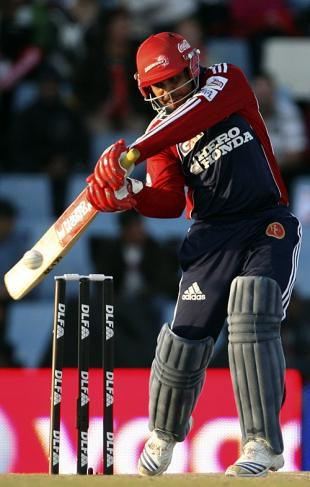 Sehwag will be playing for Delhi Daredevils in the upcoming CLT20 (Pic Courtesy Cricinfo)