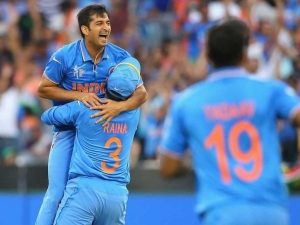 Mohit Sharma has been the key to bring the much needed discipline to the Indian pace bowling in the middle overs.