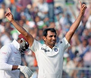 Injury to Mohd Shami is a blessing in disguise as the Indian spearhead gets a well deserved rest after a grueling world cup.