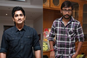 Actor Siddharth (Left) and RJ Balaji (Right) started the relief work in Chennai with their #ChennaiMicro movement